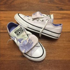 Tropical Accent Converse For Toddler Girl Size 12